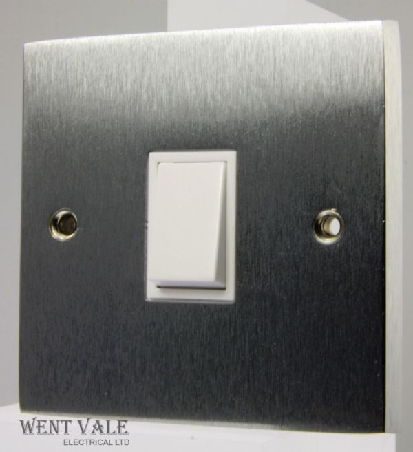 Heritage Brass BC995W - Satin Chrome - Intermediate Switch